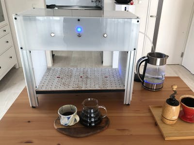 Cafeino: The Barista Robot