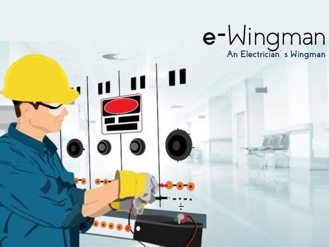 An Electrician's Wingman