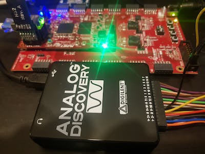 Signal Processing with XADC and PYNQ