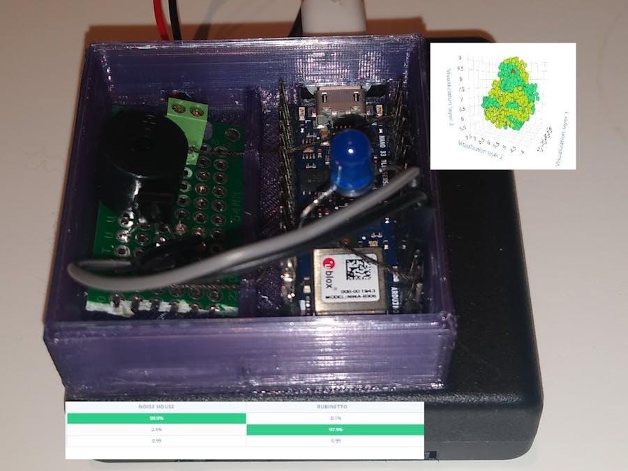 TinyML Water Sensor - Based on Edge Impulse & Arduino Sense