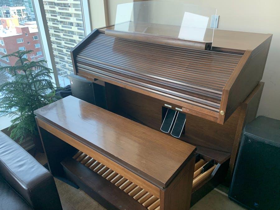 MIDI for Digital Organs