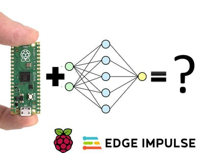 Machine Learning Inference on Raspberry Pico 2040