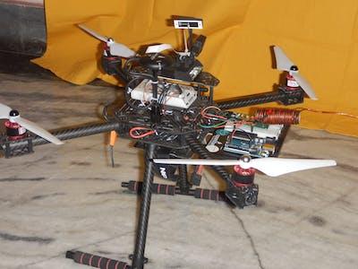 Badol - The Gardian Drone