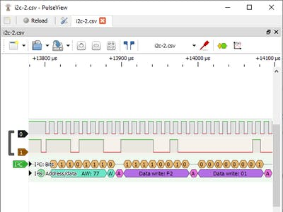 Using a Raspberry Pi Pico as a Logic Analyzer with PulseView