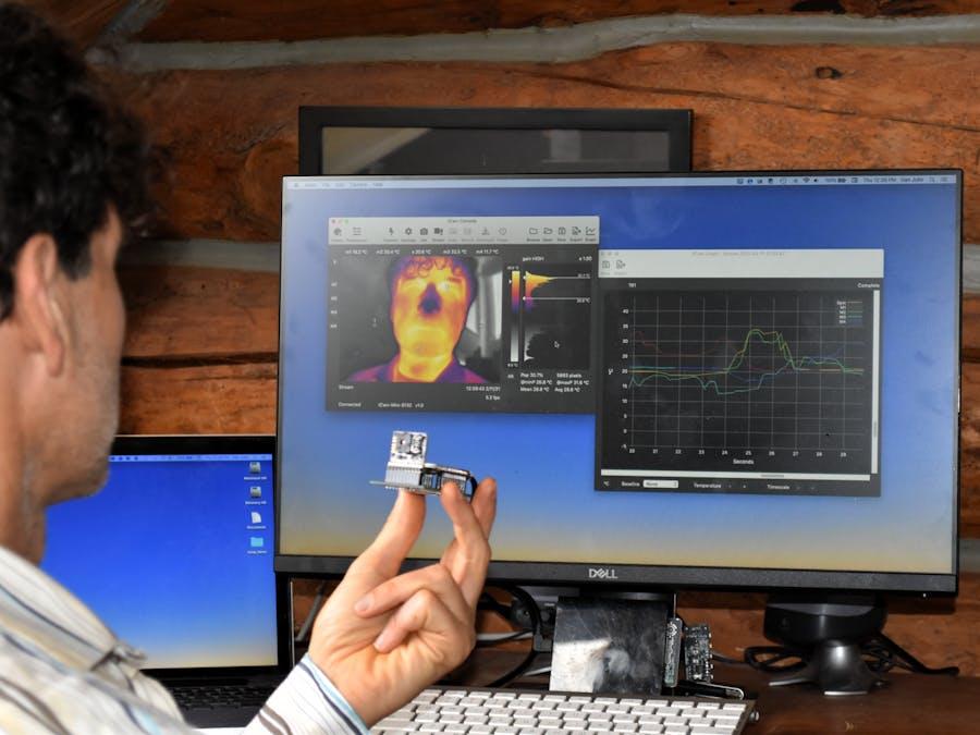 tCam-Mini: An ESP32-Based Radiometric Thermal Imaging Camera