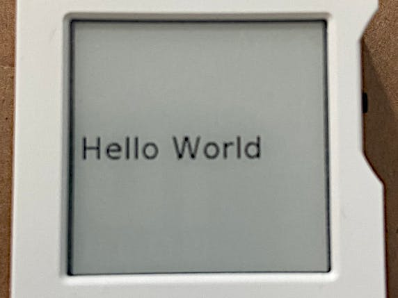 Hello World on Paper with UIFlow