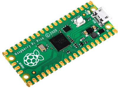 Intruder detection with ArduCam on Pico board