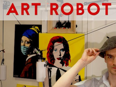 Build A Robot That Creates Art