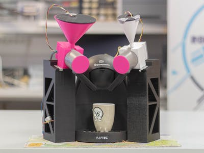 K-Fee : The connected Coffee Machine