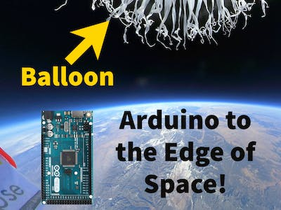 Arduino Powered Weather Balloon Datalogger