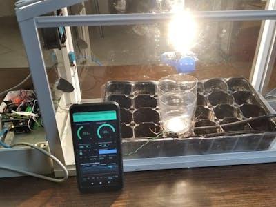 Smart Greenhouse