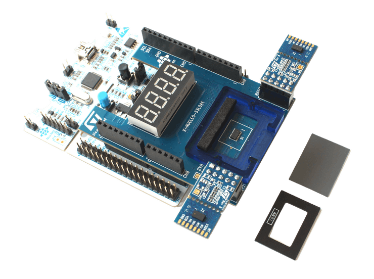 X-NUCLEO-53L0A1 expansion board