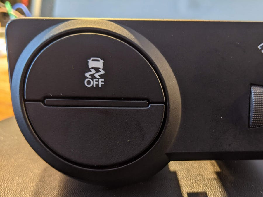 Arduino Based Custom Exhaust Button