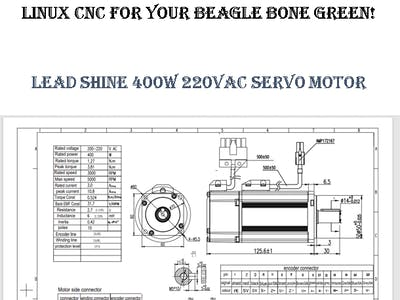 LinuxCNC and BeagleBone Green(s)