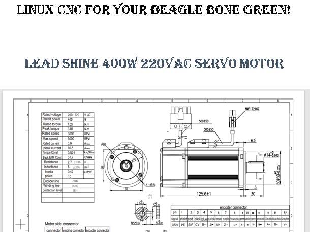 LinuxCNC and BeagleBone Green(s)