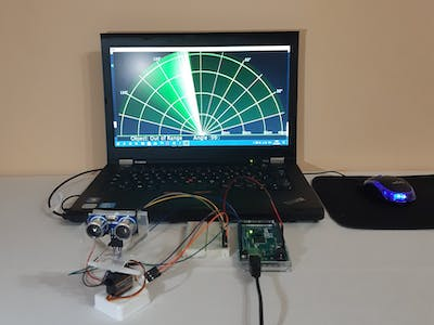 Arduino Radar with Simulink