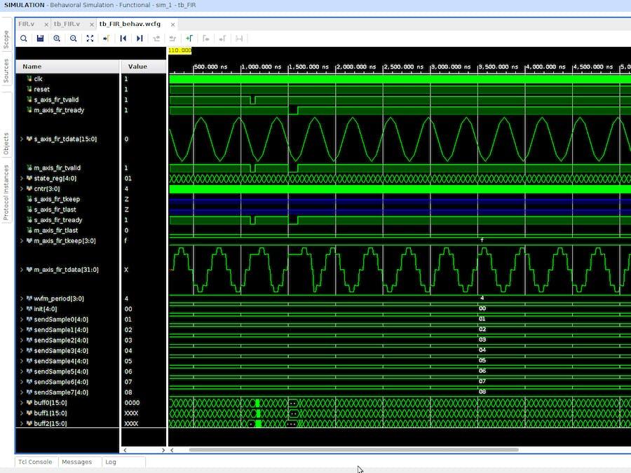 DSP for FPGA: Rewriting FIR Logic to Meet Timing