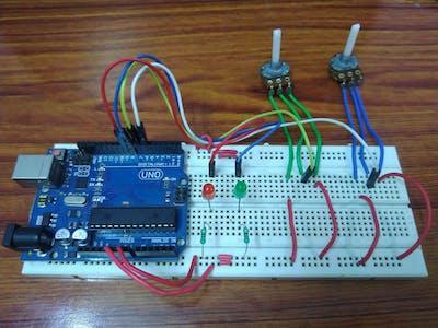 Analog Comparator Module in ATmega328P - Migrating to C