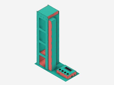How to make an Elevator with Arduino