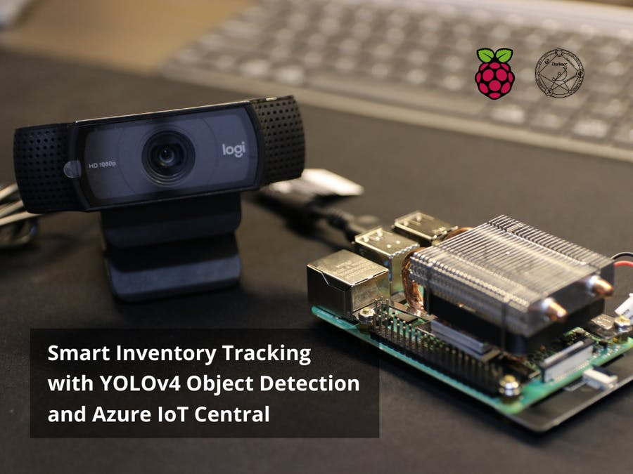 Machine Learning Smart Inventory Tracking with Raspberry Pi