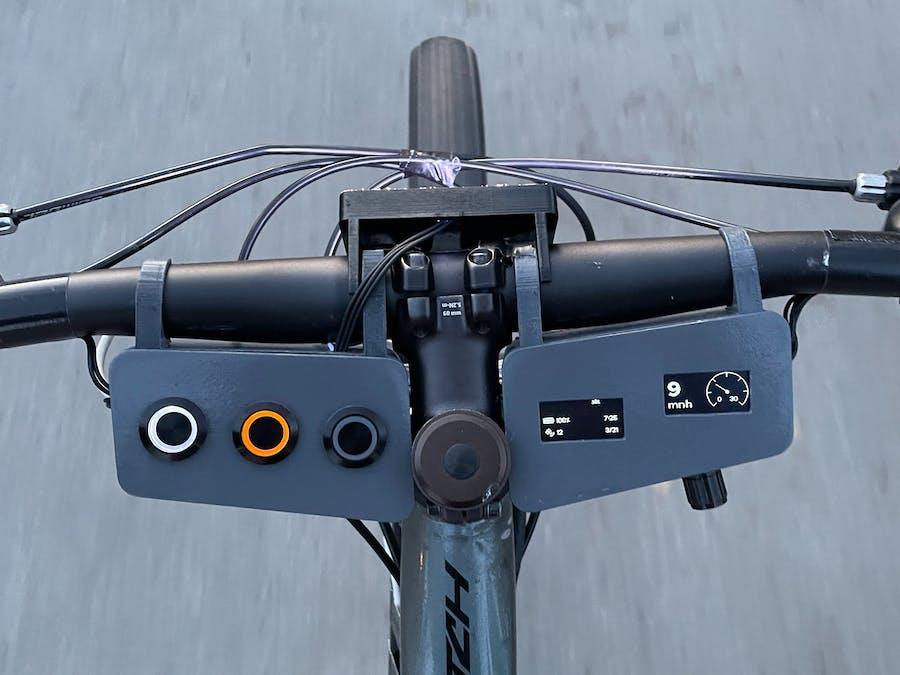 A (not so) Electric Bike