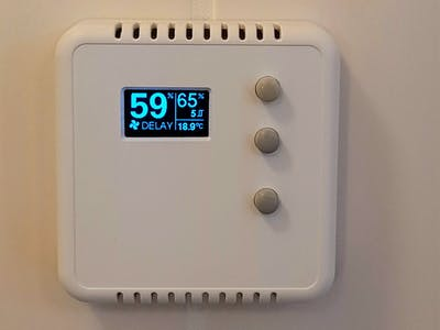 Bathroom Ventilation Fan Controller