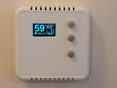 Bathroom Ventilation Fan Controller