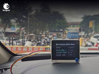 Hack Your Car With Wio Terminal and CAN Bus