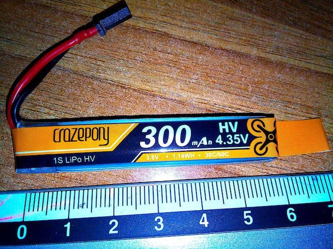The small LiPo Battery
