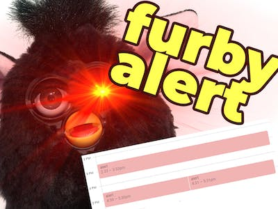 Lane Tech HS - PCL- Furby Alarm