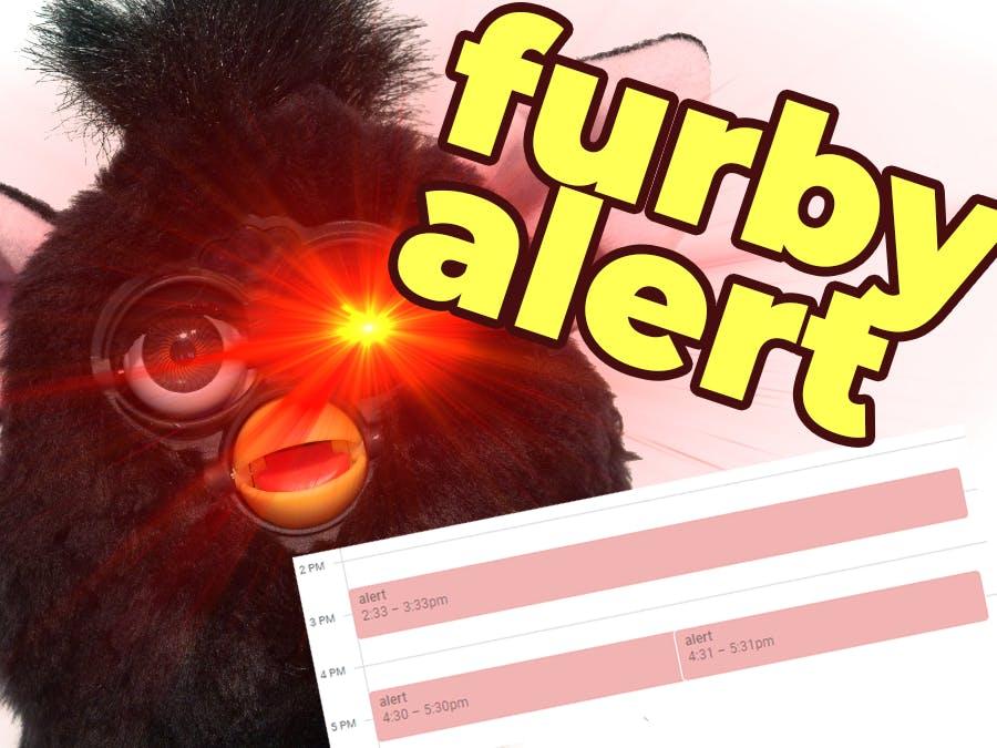 Lane Tech HS - PCL- Furby Alarm