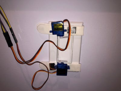 Lane Tech HS -- PCL -- Automated Light Switch