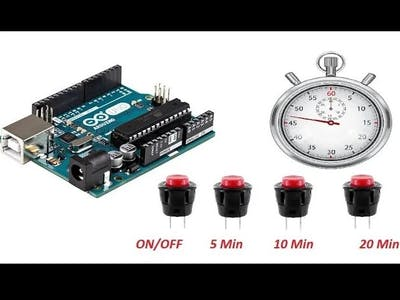 How to make Timer switches