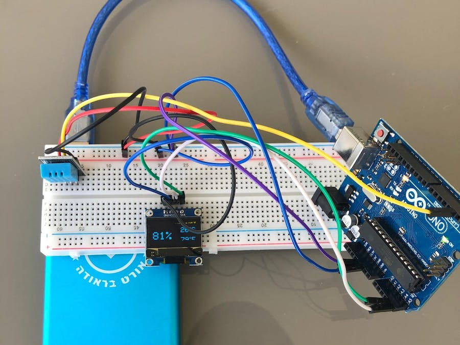 Simple Weather Station