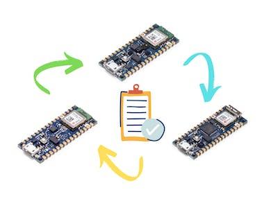 Arduino Nano 33 BLE v/s 33 BLE Sense v/s 33 IoT