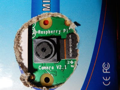 (Ra)Spy-Bot - the Mini Video-Recording and Streaming Robot