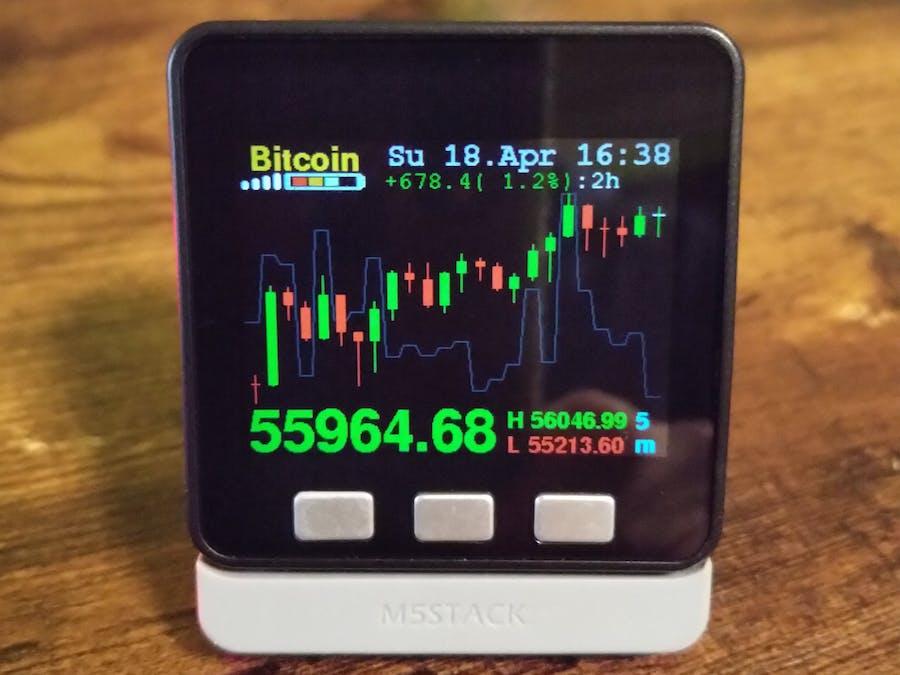 bitcoin ticker prezzo