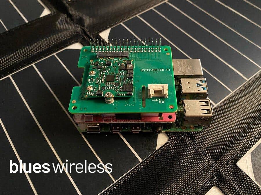 Solar-Powered Crypto Mining with Raspberry Pi