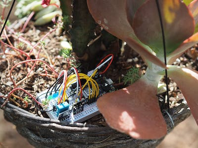 IOT Mini Weather Station Project