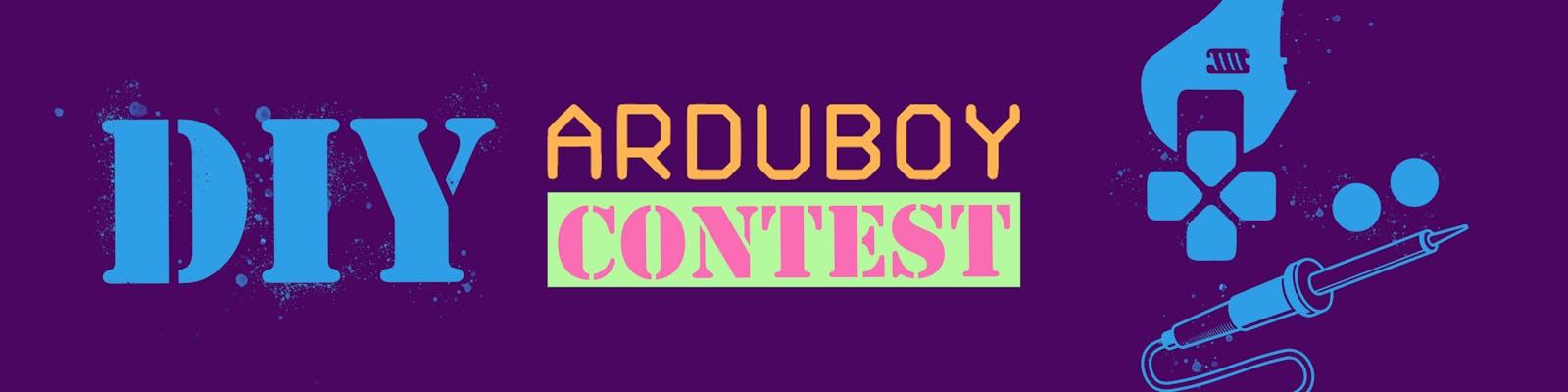 DIY Arduboy Contest