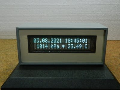Easiest Way to Connect Any VFD Serial Display to Arduino