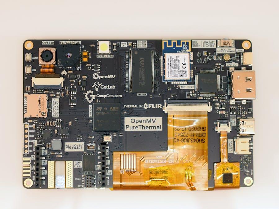The OpenMV PureThermal Board - Hackster Spotlight