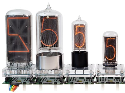 How to Build Nixie Dispaly or Clock with Arduino Nano