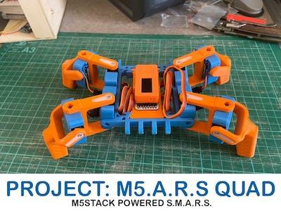 M5.A.R.S Quad