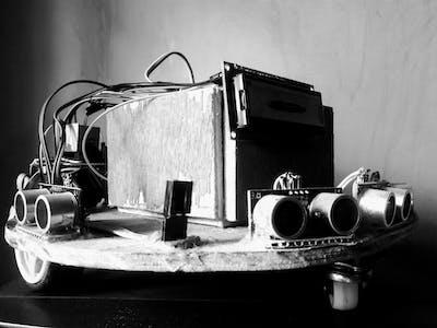 Autonomous Cleaning Robot - ACR
