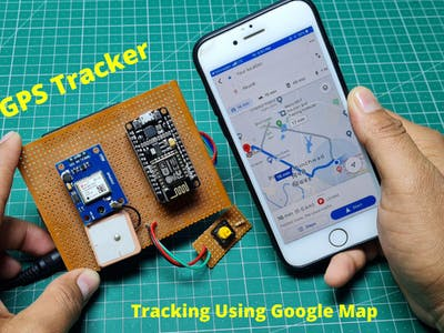 Women Safety Device with GPS Tracking