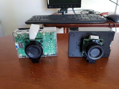 What Do I Build Next? A Raspberry Pi 4 HQ Camera with Screen