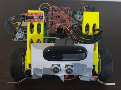 Robot Pet Project