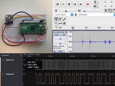 Create a USB Microphone with the Raspberry Pi Pico 🎤