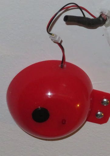 Optional Buzzer
